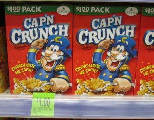 Deal on Cereal for the Kiddos