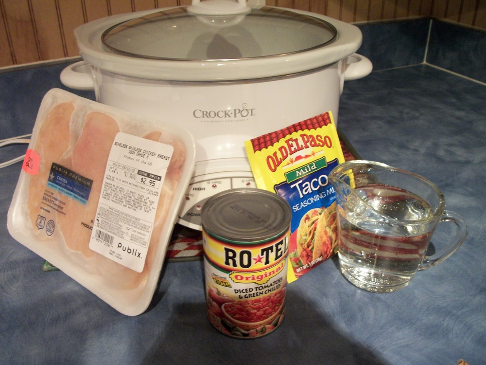 Simple Crockpot Recipes Cheap