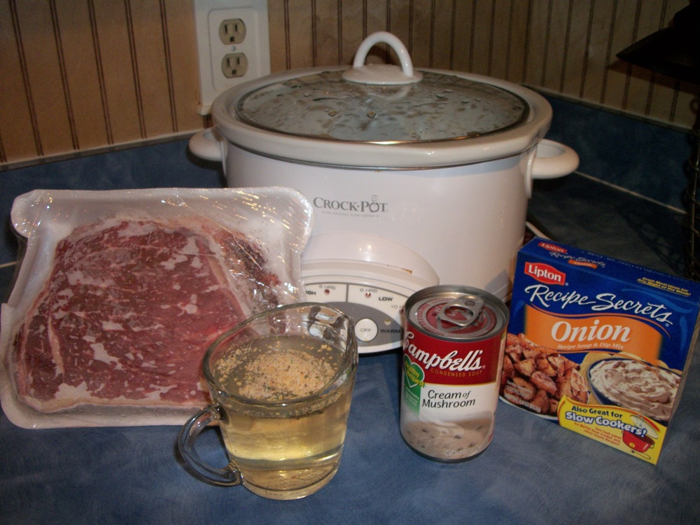 CrockPot Thursday ….. Beef Burgundy