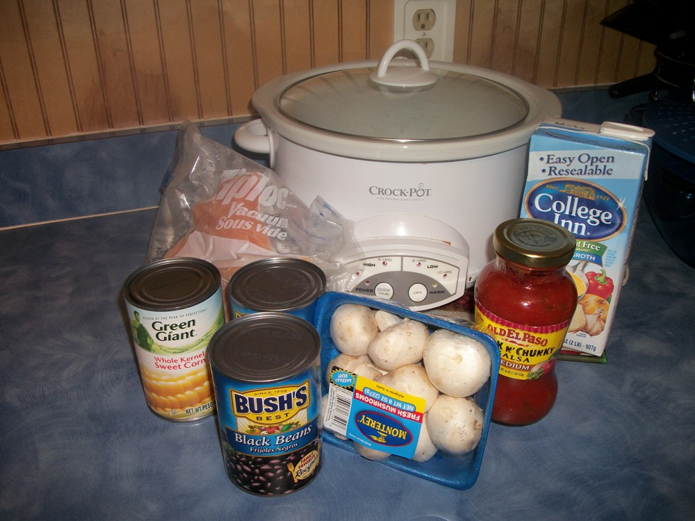 CrockPot Thursday – Black Bean Soup