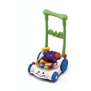 Fisher Price Learning Mower ONLY $10!