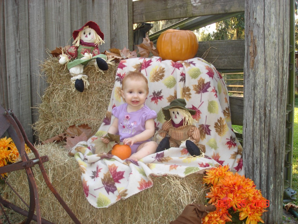 Some Simple Halloween ideas for your Little One