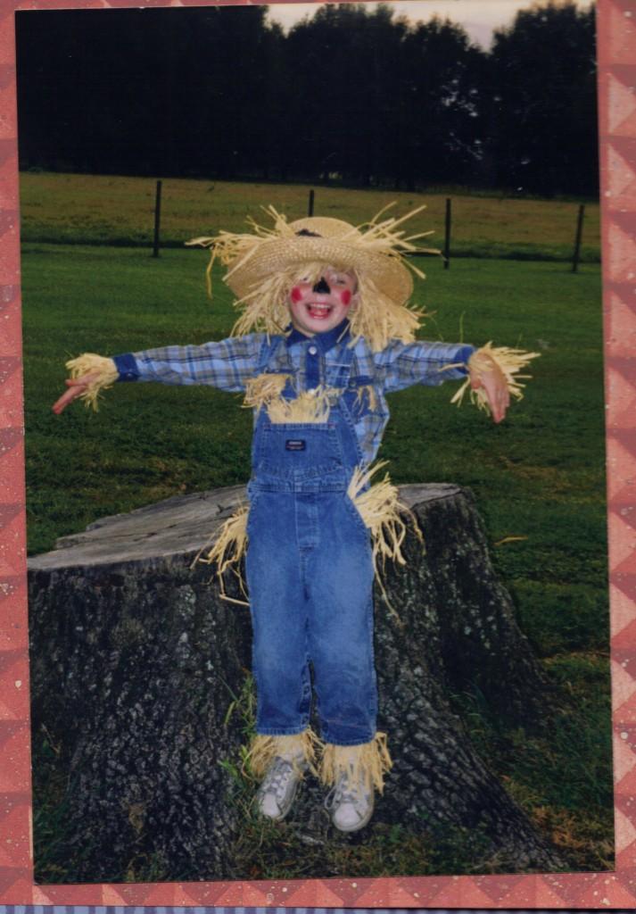 Halloween Costume…