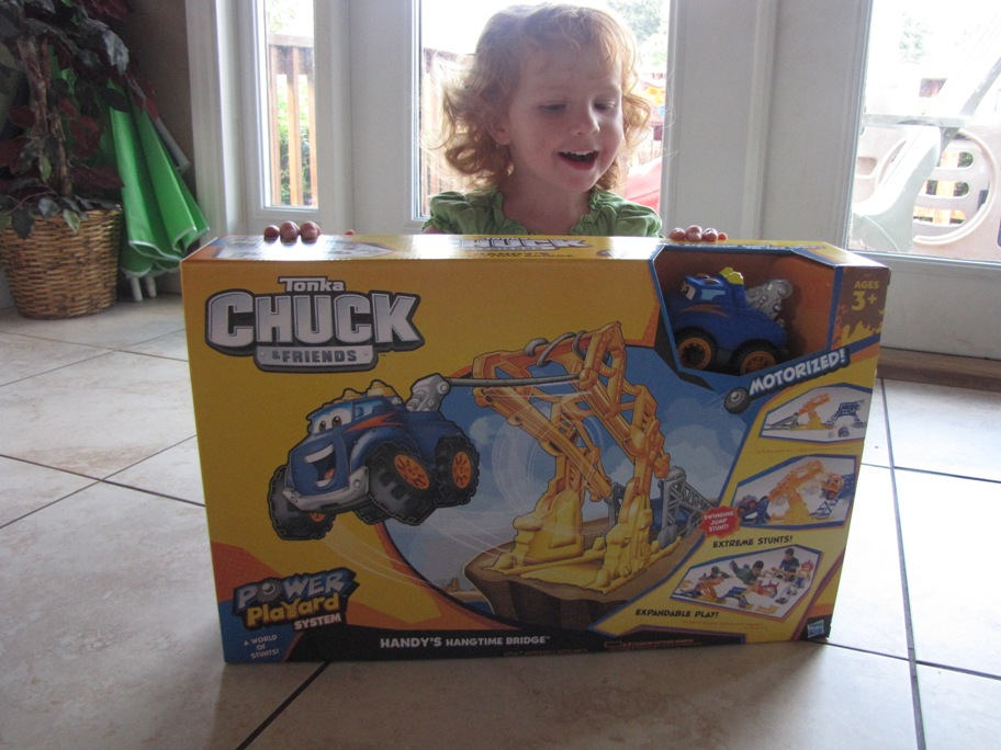 Tonka Chuck Friends Review 2 Boys 1 Girl One Crazy Mom