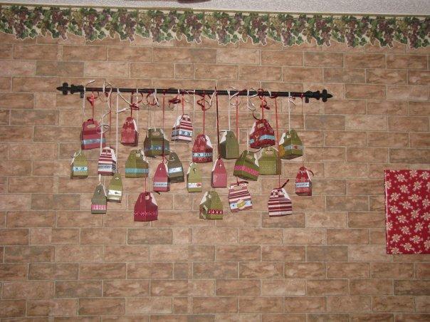 German Christmas Tradition – Advent Calendar