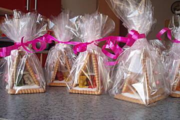 Cookie Christmas House