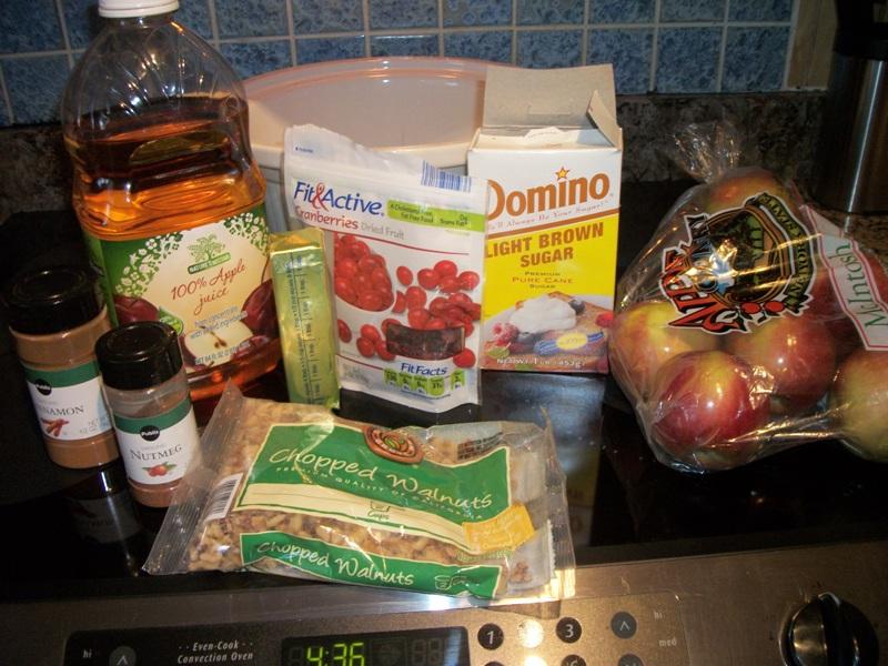Sunday Brunch – Baked Apples