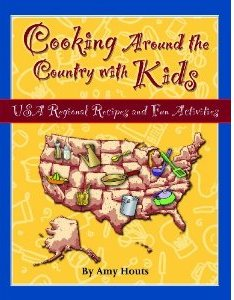 Cooking Around the Country with Kids- Review & Giveaway