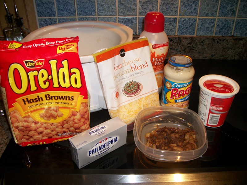 Crock Pot Thursday: Creamy Cheesy Potatoes