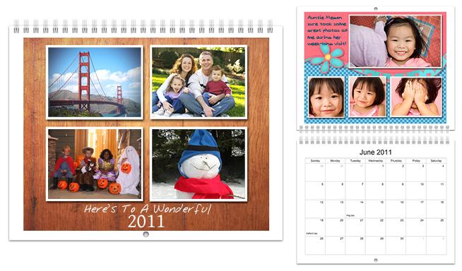 Scrapbook Friday : Giceaway Picaboo Calendar