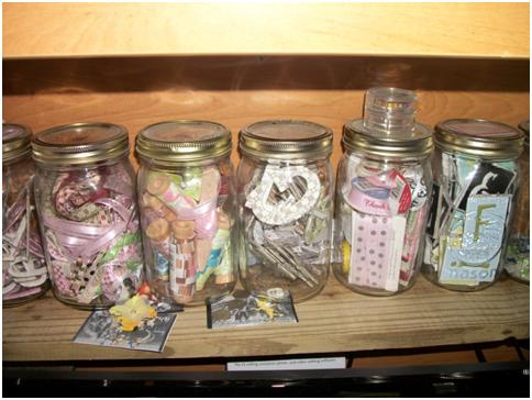 Scrapbook Friday – Simple Organization