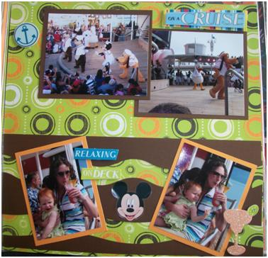 Scrapbook Friday – Some of my Layouts