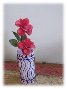 Fun Saturday How To Make Flower Vases With Recycled Plastic Bottles