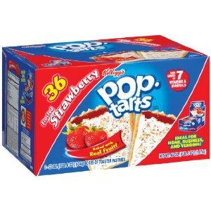 Pop tart deals