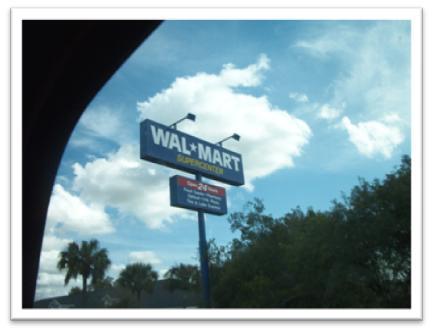 Walmart Shopping trip for OTC for the kids…