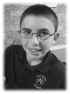 My Tween got his glasses….