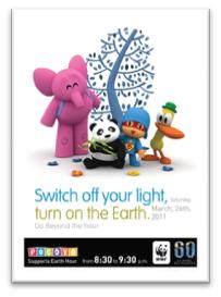 Earth Hour 2011 – Don't Miss it on March 26th