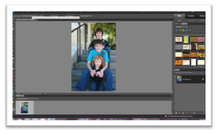 Scrapbook Friday: How to add writing to your Pictures in Adobe Photoshop Elements 9