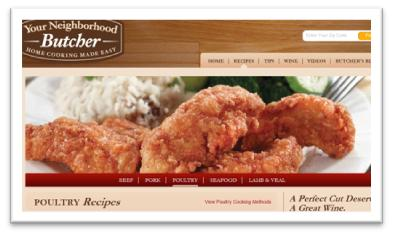 Did you know Winn Dixie has a new Website Feature Called : Ask a Butcher?