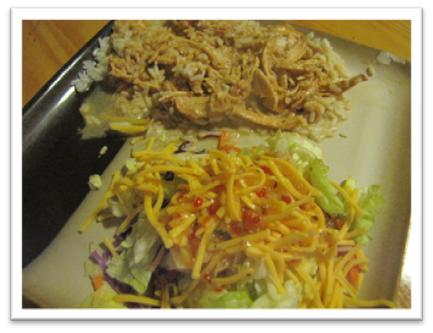 Crockpot Thursday: Curry Chicken & Rice