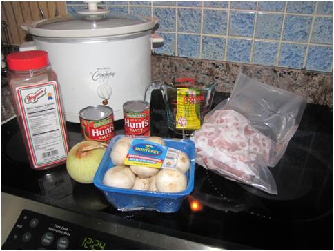 Crockpot Thursday: German Goulash