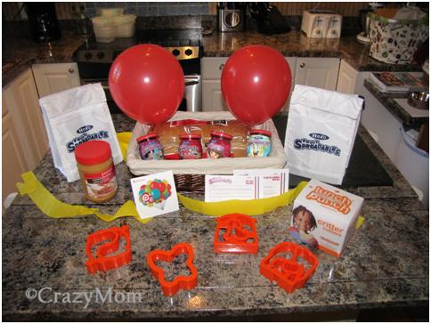 It's a Party… a PB&J Party with Hero Fruit Spreadables…. Giveaway