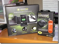 Powermat Wireless Charging Review & Giveaway