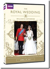 The Royal Wedding – William & Catherine DVD Giveaway