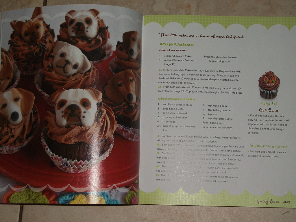 Book review Wednesday Southern Living Big Book of Cupcakes 2 Boys