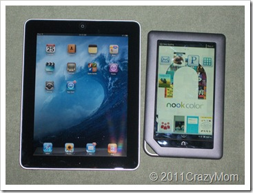 iPad, Kindle or Nook Color… Did you know?