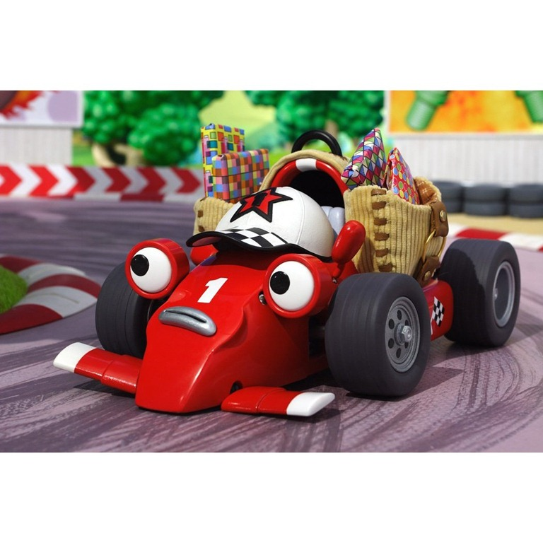 Roary The Racing Car DVD Review & Giveaway