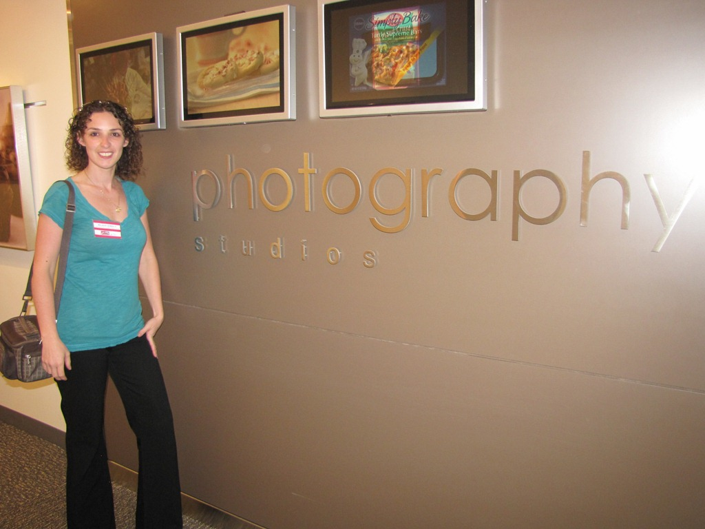 #BoxTops Headquarters of General Mills Tour of the Photography Studio
