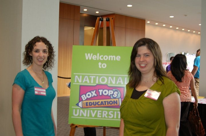 #BoxTops for Education University 2011 Update