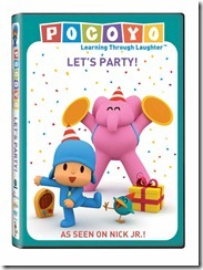 Let's Party DVD