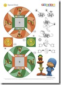 Pocoyo Speed Disk