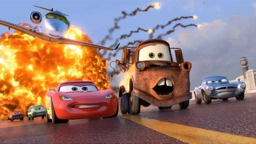 Cars 2 in Theaters soon… New Clip released