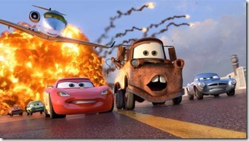 Cars2 Review