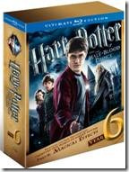 #Win Giveaway Harry Potter Ultimate Editions Years 5 & 6 DVD's