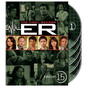 ER Final Season 15 DVD {Review & Giveaway}