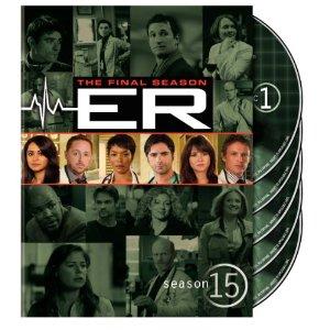 ER Final Season 15 DVD {Review & Giveaway}