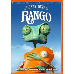 Rango Movie {Review & Giveaway}