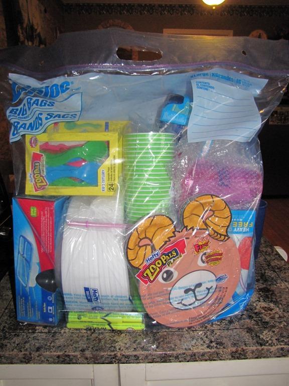 #BoxTop Goodie Bag Giveaway