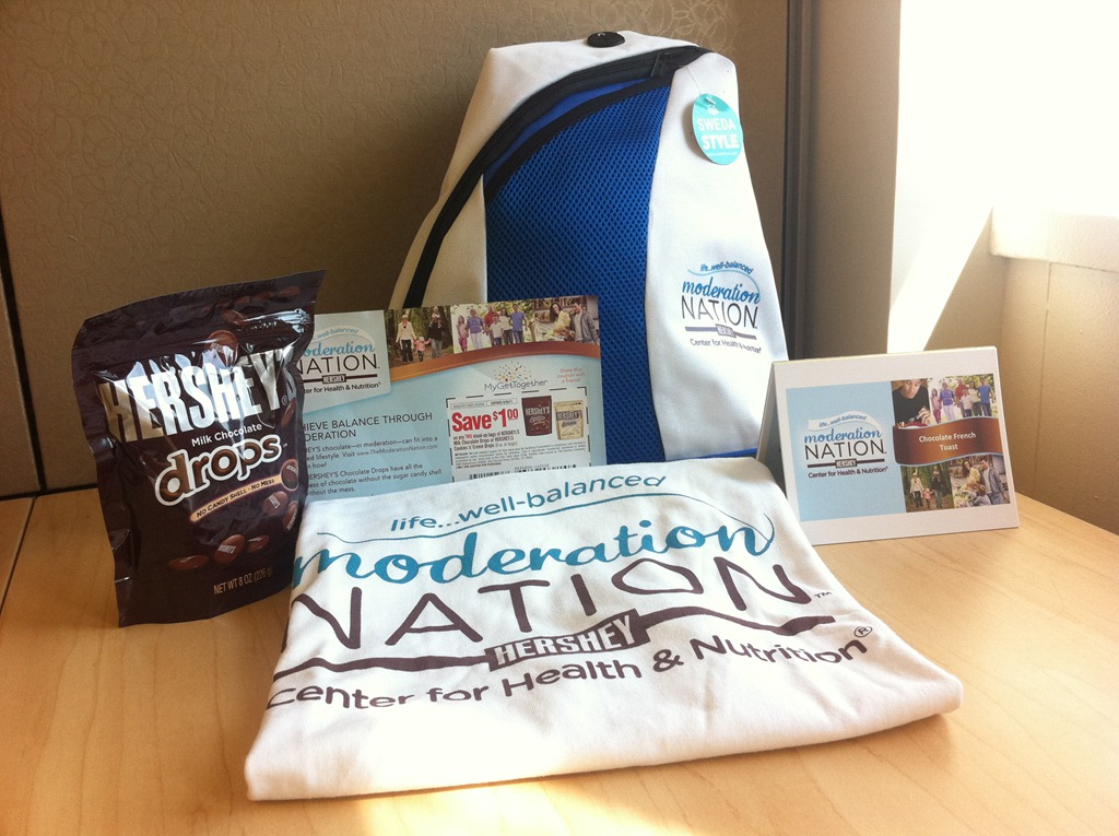 Hershey Center for Health & Nutrition {Giveaway}