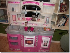 Step 2 Pink Kitchen Images Gallery