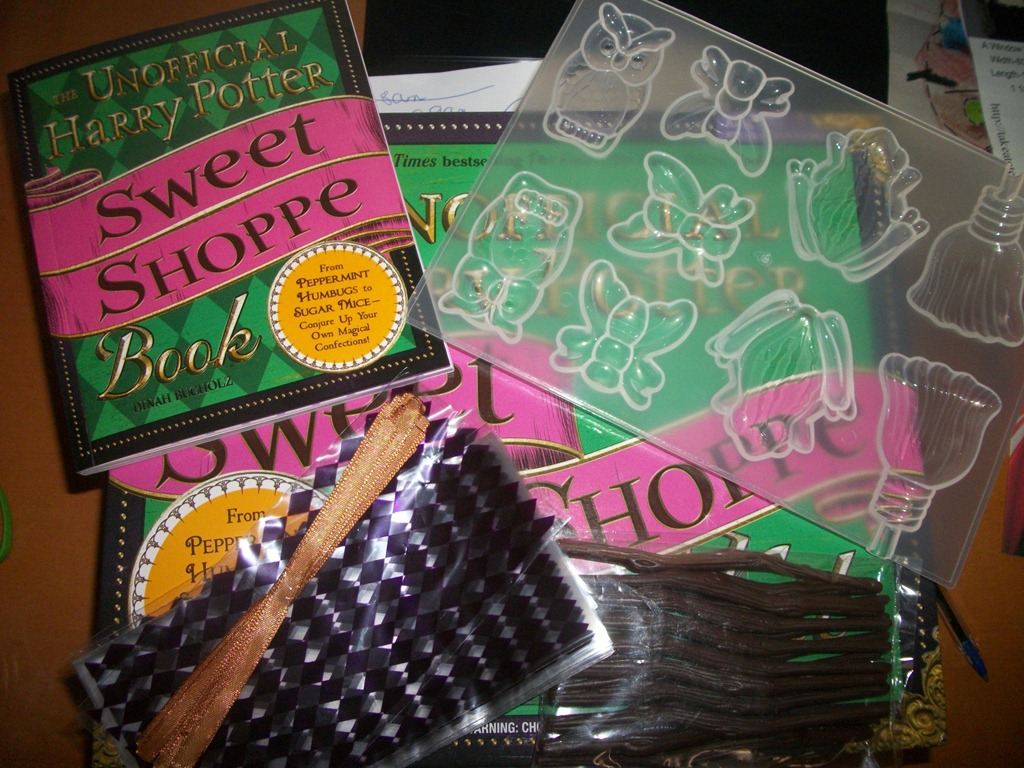 The Unofficial Harry Potter Sweet Shoppe Kit {Review}