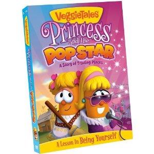 VeggieTales Princess and the Pop Star {Giveaway}