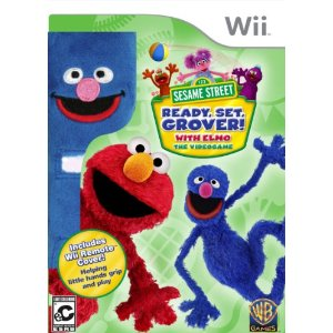 Ready Set Grover Wii Game {Review & Giveaway}