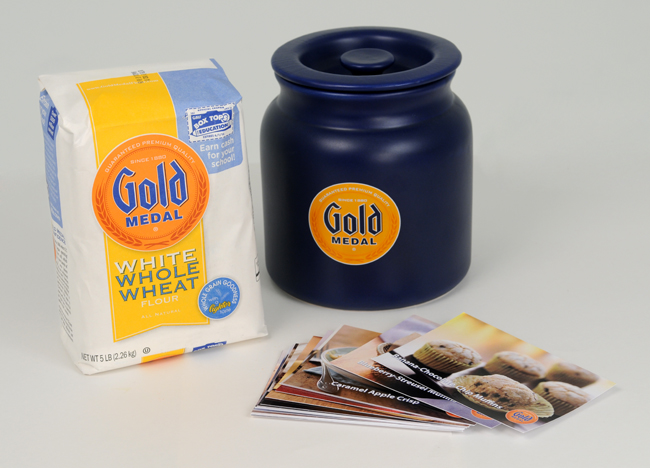 Gold Medal White Whole Wheat flour Prize pack {Giveaway}