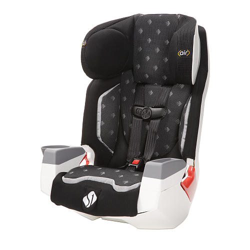 Safety 1st Rumi™ Air Harnessed Booster Car Seat {Review & Giveaway}