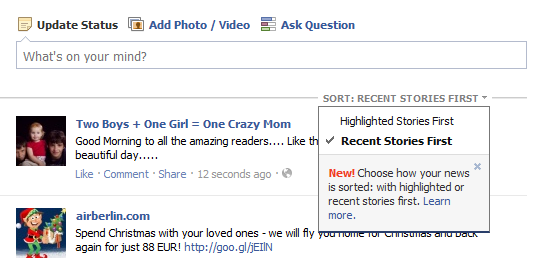 Facebook changed again–Are you missing our Facebook updates?
